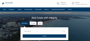 web copywriting sample Astemi Property